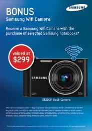 Samsung Wifi Camera