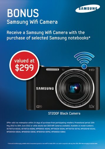 Samsung Wifi Camera
