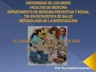 universidad de los andes facultad de medicina departamanto de ...