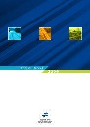 Annual Report - Liikennevirasto