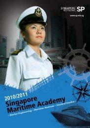 Singapore Maritime Academy - Singapore Polytechnic