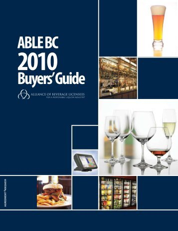 2010 - ABLE BC