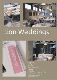 Lion Weddings - The Lion Hotel