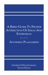 a brief guide to proper attribution of ideas and expression avoiding ...