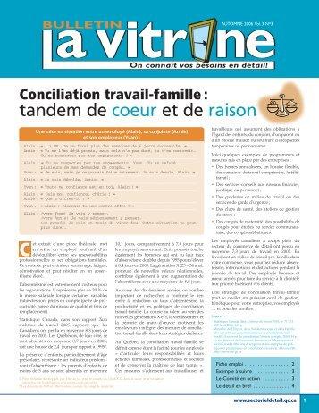 La Vitrine vol. 3, no 3 - Détail Québec