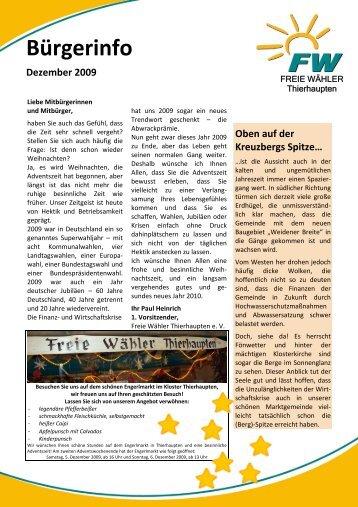Freie Wähler Musterstadt · Musterstraße 1 · 00000 Musterstadt