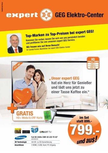 GEG Elektro-Center - GEG Elektro und Gebäudetechnik GmbH