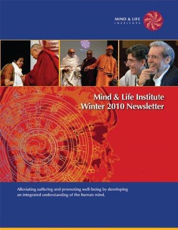 read more - Mind & Life Institute