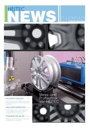 HEITEC News - 1. Quartal 2012 - Heitec AG