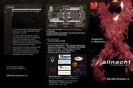 Ballnacht Liebe - AIDS-Hilfe Wiesbaden