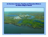 An Overview of Erosion, Flooding and Relocation Efforts - SAME ...