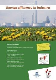 Energy efficiency in industry - IVPV - Instituut voor Permanente ...