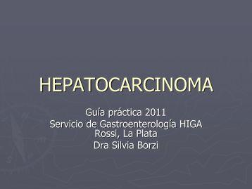 hepatocarcinoma - Asociación de Gastroenterología y Endoscopía ...