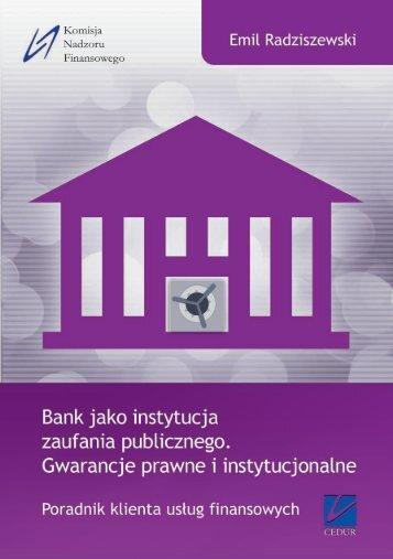 Bank jako instytucja zaufania publicznego_tcm75-36396