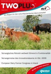 Report 2009 - Twoplus