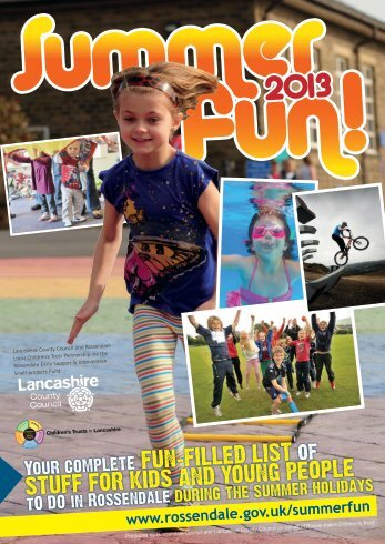 Rossendale - Young People's Service - Lancashire County Council