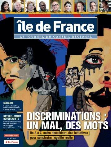 un mal, des mots - Ile-de-France
