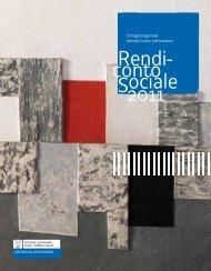 Rendiconto sociale 2011 - Consiglio Regionale del Friuli Venezia ...
