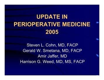 Handout - SGIM - Society of General Internal Medicine