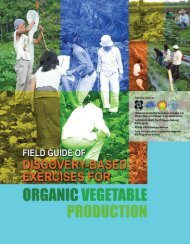 Field Guide of Discovery-based Exercises for Organic - Aseanipm