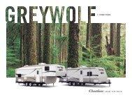 2007 Greywolf Cherokee Brochure - Rvguidebook.com