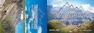 unser aktueller Flyer 2011 als PDF hier - Transalp-Tours