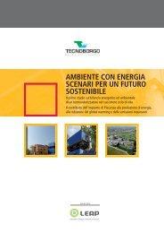 ambiente con energia scenari per un futuro sostenibile - LEAP