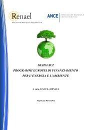 guida sui programmi europei di finanziamento per l'energia e l ...