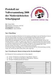 Protokoll der Vollversammlung vom 06.07.08