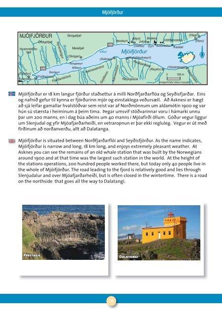 Þjónustuskrá - Service Directory - East Iceland