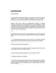 INGENUIDADE - Livros Grátis