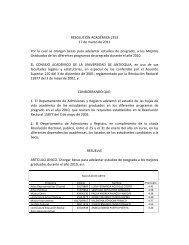 resolución académica 2352 - Universidad de Antioquia