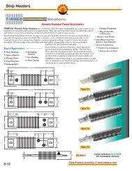 """TEMPCO MBH00167 Band Heater 850W 120V 6/"""" Diameter"""