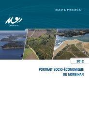 Morbihan 2012 (PDF) - Conseil général du Morbihan