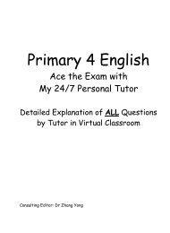 Primary 4 English - Orlesson.com