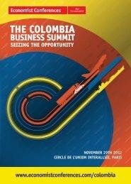 The Colombia Business Summit - Development institute international