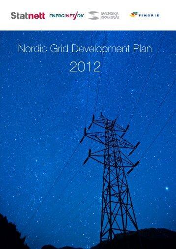 Nordic Grid Development Plan - Statnett