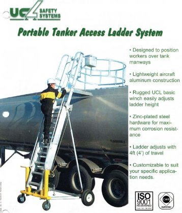 Portable Fall Arrest Systems and Accessories - Lighthouse Safety, LLC
