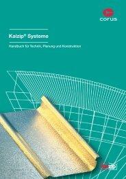 Kalzip® Systeme