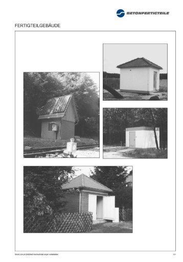 Fertigteilgebäude_BFL - B+F Beton- und Fertigteilgesellschaft mbH