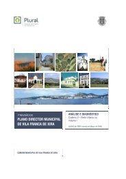 Caderno V – Rede Urbana - Câmara Municipal de Vila Franca de Xira