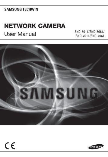 User Manual - Samsung