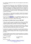 RAPPORT DE GESTION 2007 – 2008 - FDIME - Page 3