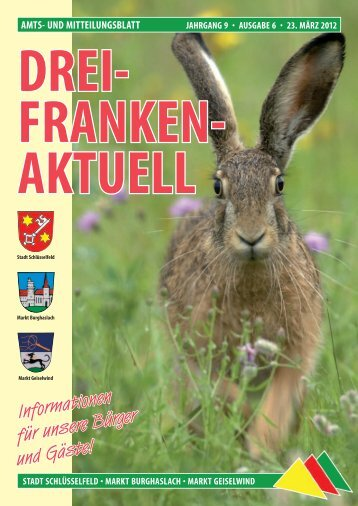Ausgabe 06/2012 - Geiselwind