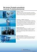 Optimierte Prozesse in der Getränkeindustrie - mit ProMinent [3.48 MB] - Seite 7