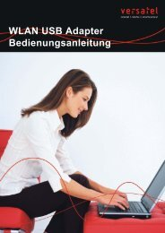 WLAN USB Adapter Symbol - Gelsen-Net