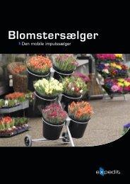 Blomstersælger - Expedit