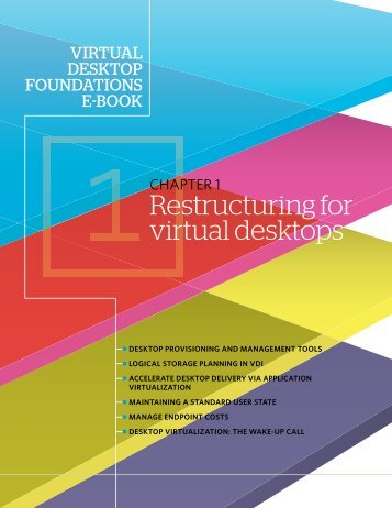 Restructuring for virtual desktops - Bitpipe