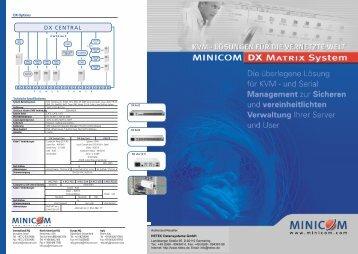Ihre KVM - HETEC Datensysteme GmbH, Germering