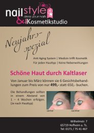 Neujahrs- - nailStyle - dress your nails
